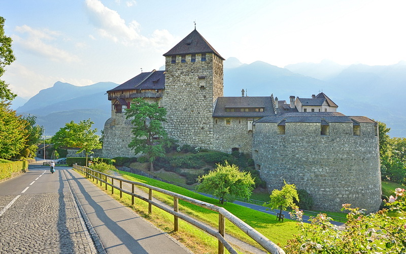 Quick Visit To Liechtenstein's Capital Vaduz
