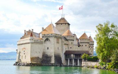 Amble Along The Shore Of Lake Geneva