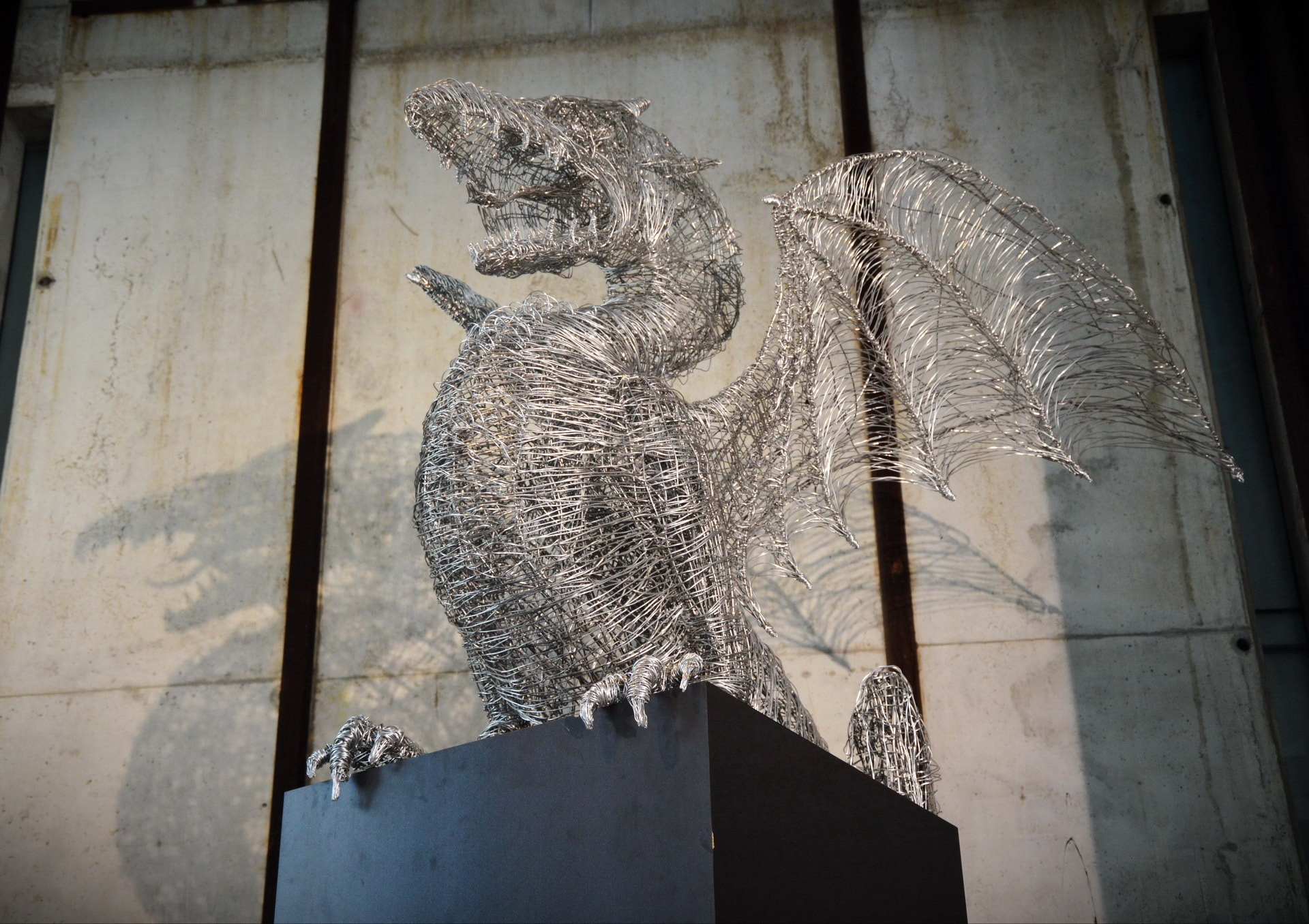 Dragon is the symbol of Ljubljana