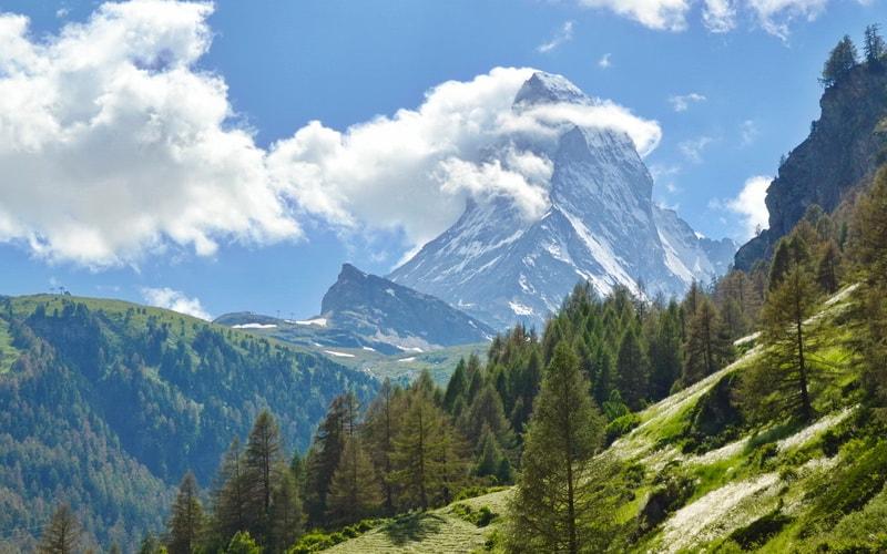 Get The Best Photos Of Matterhorn From Zermatt